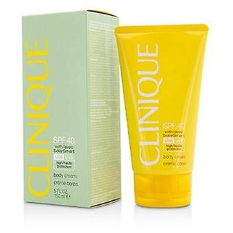 Clinique Body Cream Spf 40 Uva/uvb - 150ml/5oz