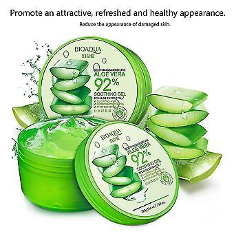 Qian Natural Fresh Cool Moisturiser Kill Bacteria Łagodzą skórę Aloe Vera Gel