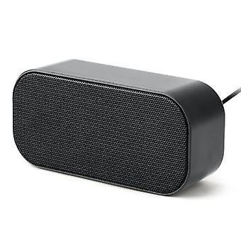 Usb Mini Computer Audio Sound Card Haut-parleur audio
