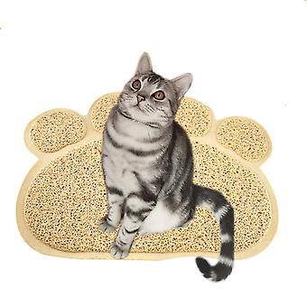 Haustier Tisch Set Katzenstreu Kissen Katzenkissen Katzenkissen für Katzenstreu Kissen für Beige Katze
