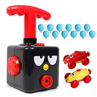 Balloon Power Car Toy Inertia Power Balloon Car Children Gift Toys