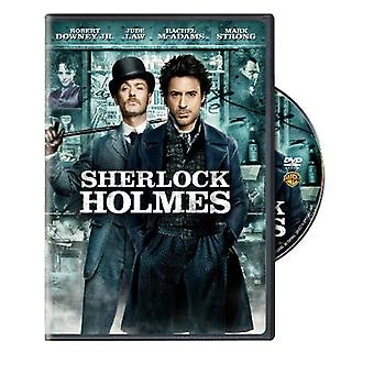 Sherlock Holmes (2009) [DVD] USA importieren