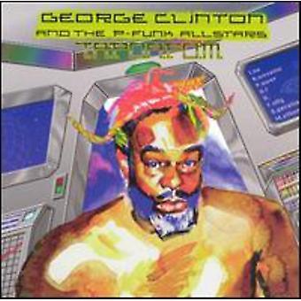 ジョージ ・ クリントン ・ P ファンクのすべて星 - T.a.P.O.a.F.O.M. [CD] USA 輸入