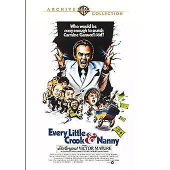 Every Little Crook & Nanny [DVD] USA import