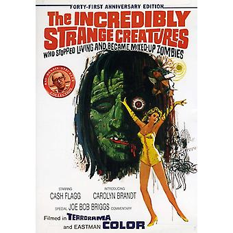 Incredibly Strange Creatures Who Stopped Living & [DVD] USA import