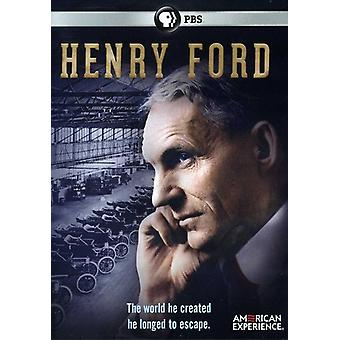 Amerikanische Erfahrung: Henry Ford [DVD] USA importieren