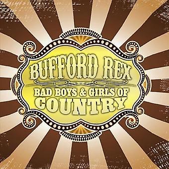 Bufford Rex - Bad Boys & Girls maa [CD] USA tuonti