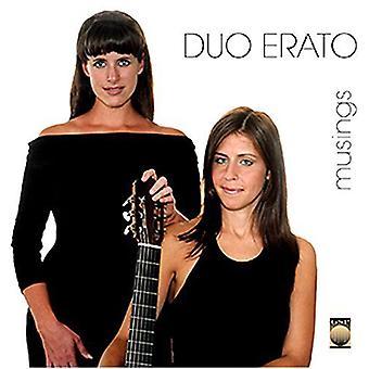 Duo Erato - Musings [CD] USA import