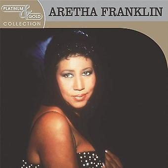 Aretha Franklin - Platinum & Gold Collection [CD] USA import
