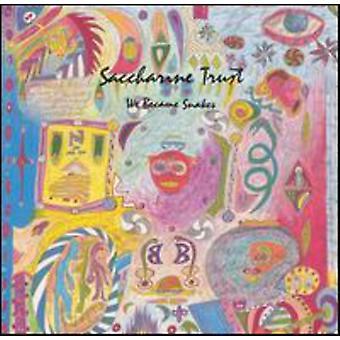 Saccharine Trust - We Became Snakes [CD] USA import