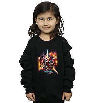 Marvel Girls Guardians Of The Galaxy Vol. 2 Team Poster Sweatshirt