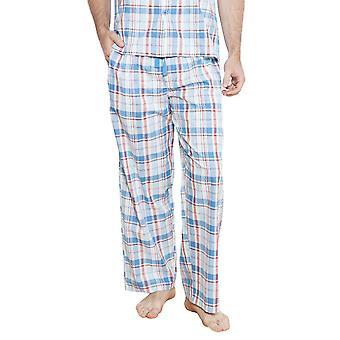 James bleu cocher pyjama pantalon Cyberjammies 6222 masculine