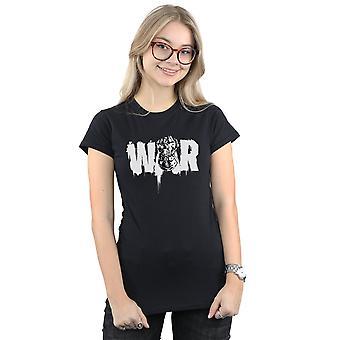 Marvel Women's Avengers Infinity War Fist T-Shirt