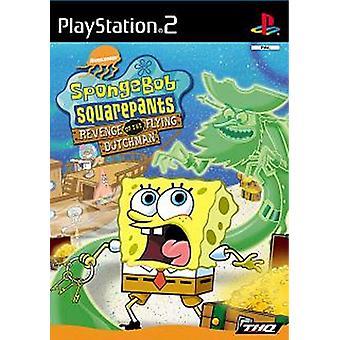 SpongeBob Hämnd av den flygande holländaren (PS2) - Ny fabrik förseglade