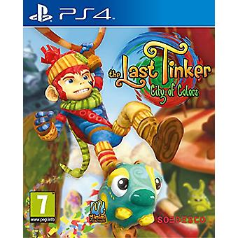 De laatste Tinker (PS4)-nieuw