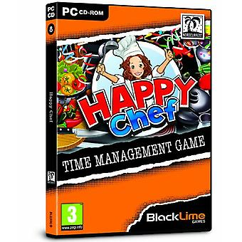 Happy Chef (PC DVD) - Factory Sealed
