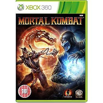 Mortal Kombat (Xbox 360) - Nouveau