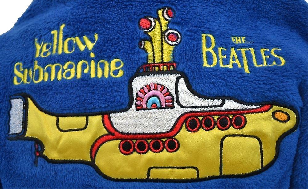 Les Beatles jaune sous-marin enfants robe de chambre / Peignoir Boys N filles