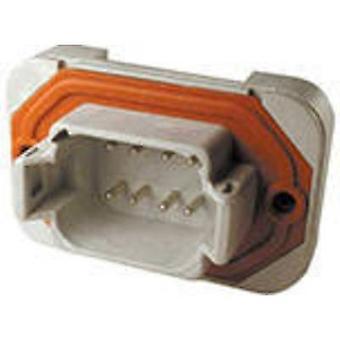 TE conectividad DT15-08PA bala conector, serie de montaje vertical (conectores): Número Total de despegue de pines: 8 1 PC