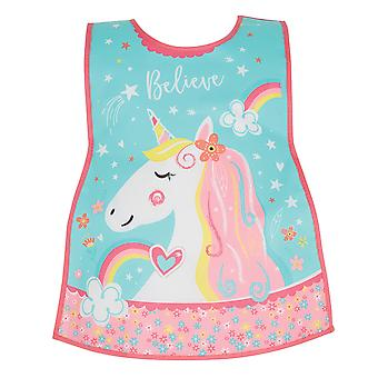 Cooksmart Kids PEVA Tabard, Unicorn