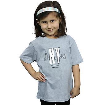 Vrienden meisjes NY City T-Shirt