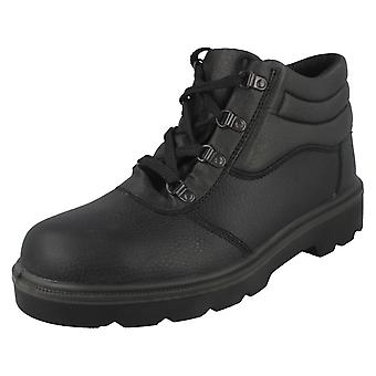 Mens Spot On Safety Boots M27