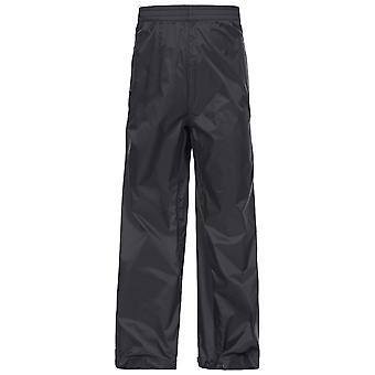 Trespass Childrens/Kids Qikpac Waterproof Packaway Trousers