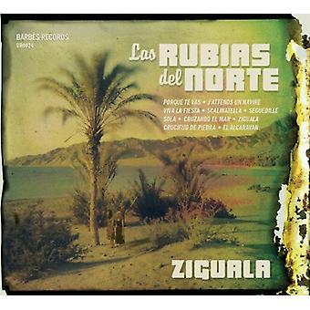 Las Rubias Del Norte - Ziguala [CD] USA import