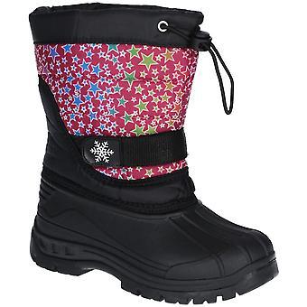 Cotswold meisjes Icicle duurzaam lichtgewicht Winter sneeuw laarzen