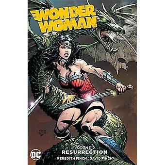 Wonder Woman - Volume 9 - Resurrection by David Finch - Meredith Finch