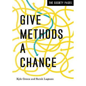 Give Methods a Chance by Douglas Hartmann - 9781324000549 Book