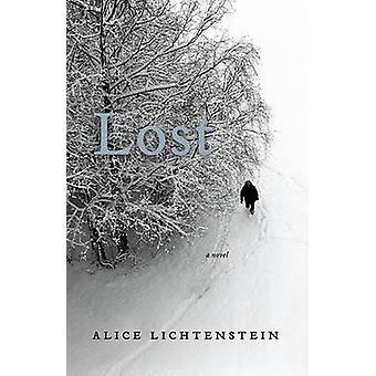 Mistet ved Alice Lichtenstein - 9781439159828 bok