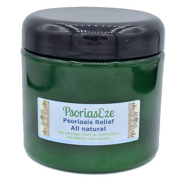 PsoriasEze full size 16 oz all natural psoriasis cream. No chemicals. All Natural