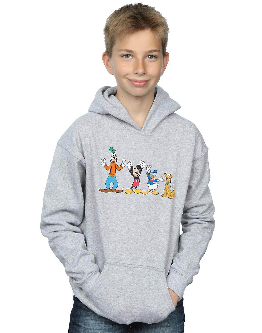 Disney Boys Mickey Mouse Friends Hoodie