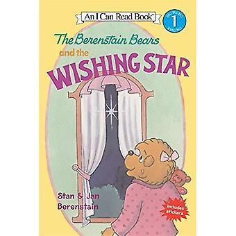 Gli orsi Berenstain e la stella che desidera [con adesivi] (Berenstain Bears (Harper brossura))