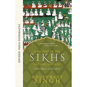 Historia sikhejä Vol 1