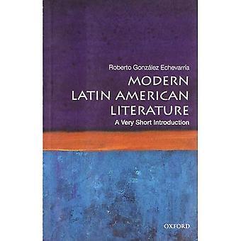 Literatura moderna latino-americana: Uma introdução muito curta