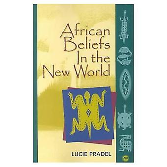 Afrykańskich wierzeń w nowym świecie