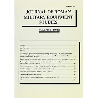 Journal of Roman militairen apparatuur Studies