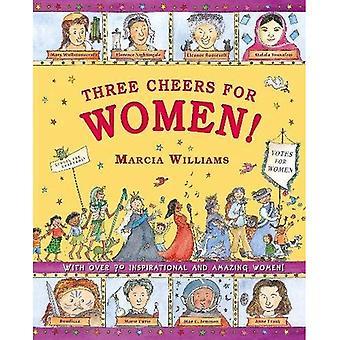 Tre urrà per le donne!