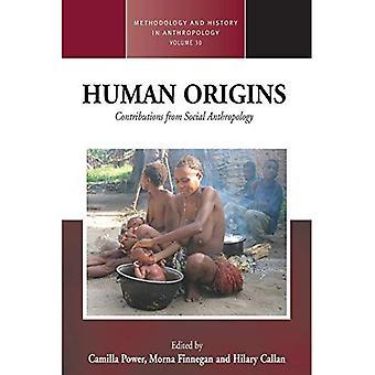 Ihmisen alkuperästä: Osuudet sosiaaliantropologia (menetelmät & historia antropologian)