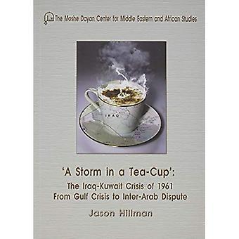 Burza w filiżance herbaty: kryzysu w Iraku Kuwejt 1961: Z kryzysem w Zatoce Perskiej do sporu między Emiraty