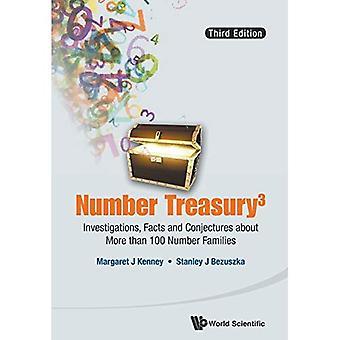 Antal Treasury 3: Utredningar, fakta och gissningar om mer än 100 nummer familjer (3rd Edition)