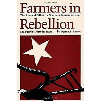 Agricultores em rebelião: ascensão e queda da Aliança agricultores do Sul e do partido popular no Texas