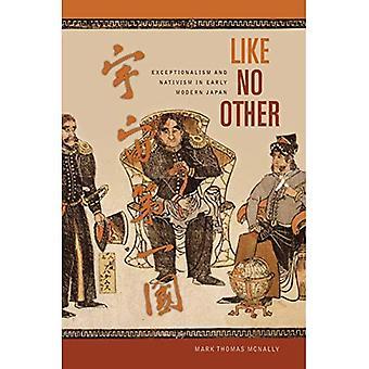 Kuin mikään muu: Exceptionalism ja nativismi alussa Japanissa