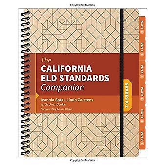 Der California ELD Standards Begleiter, Kindergarten-Klasse 2