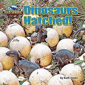 Dinosaurussen uitgekomen!