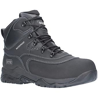 Magnum Mens M801552 Broadside Water Resistant Safety Boots