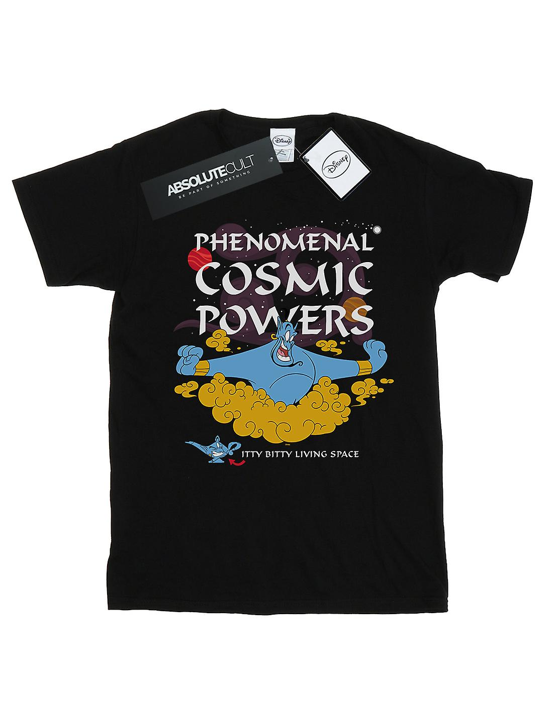 Disney Men's Aladdin Genie Phenomenal Cosmic Powers T-Shirt