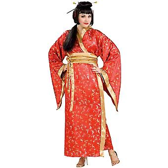 Asian Lady Adult Plus Costume
